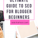 The Ultimate Guide to SEO For Blogger Beginners