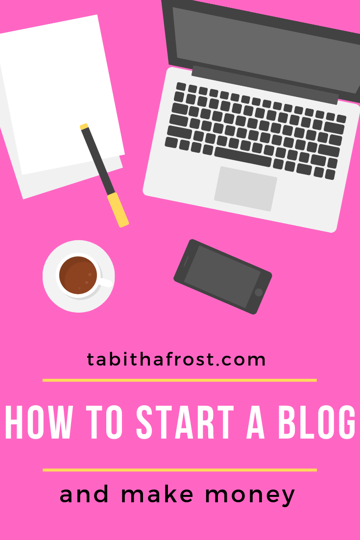 How to start a blog on a budget, while in college, for profit, to start a mom blog so you can work from home - all while with no experience in 2019. #blog #blogging #blogger #momblog