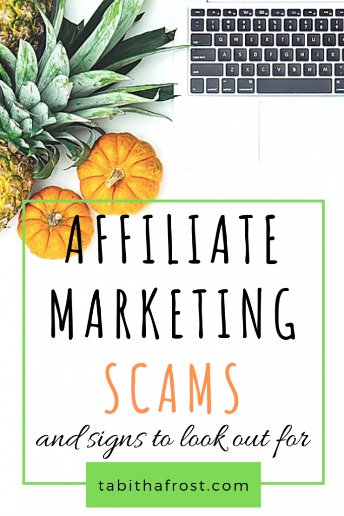 Affiliate Marketing Scams and Signs to Look Out For
