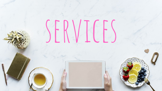 Tabitha Frost Blog Services