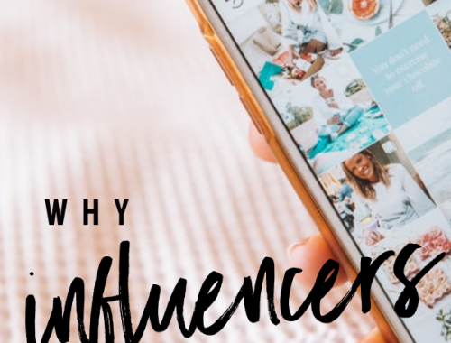Why Influencers Need a Blog