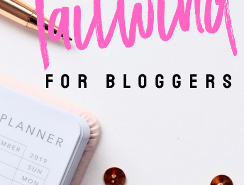Tailwind for Bloggers