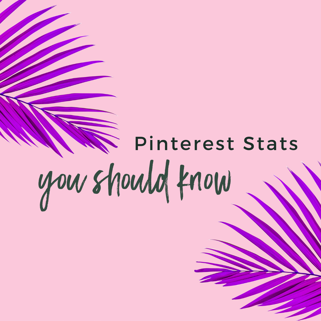 Pinterest Stats you Should Know