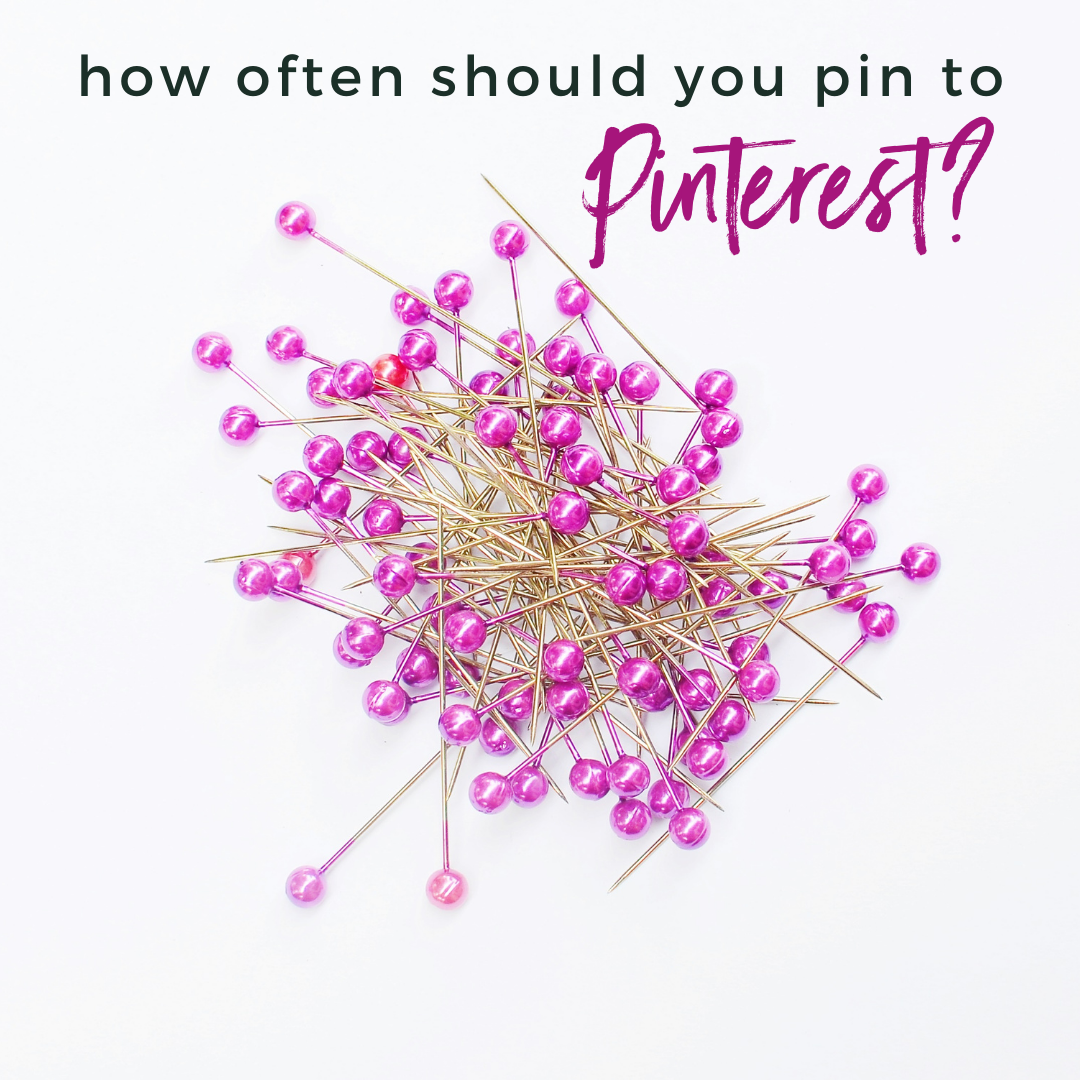 How Often Should you Pin to Pinterest?