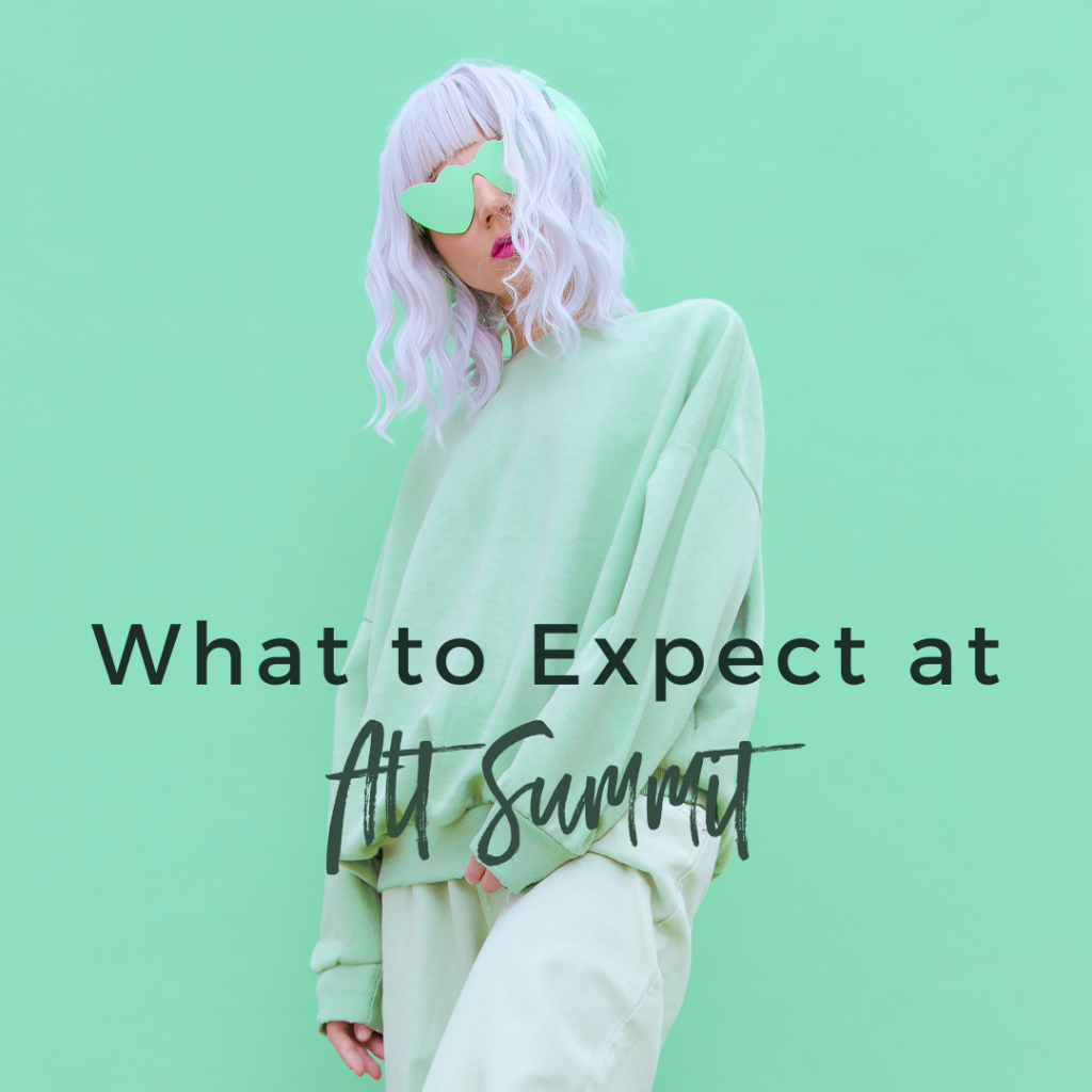 What to Expect at Alt Summit