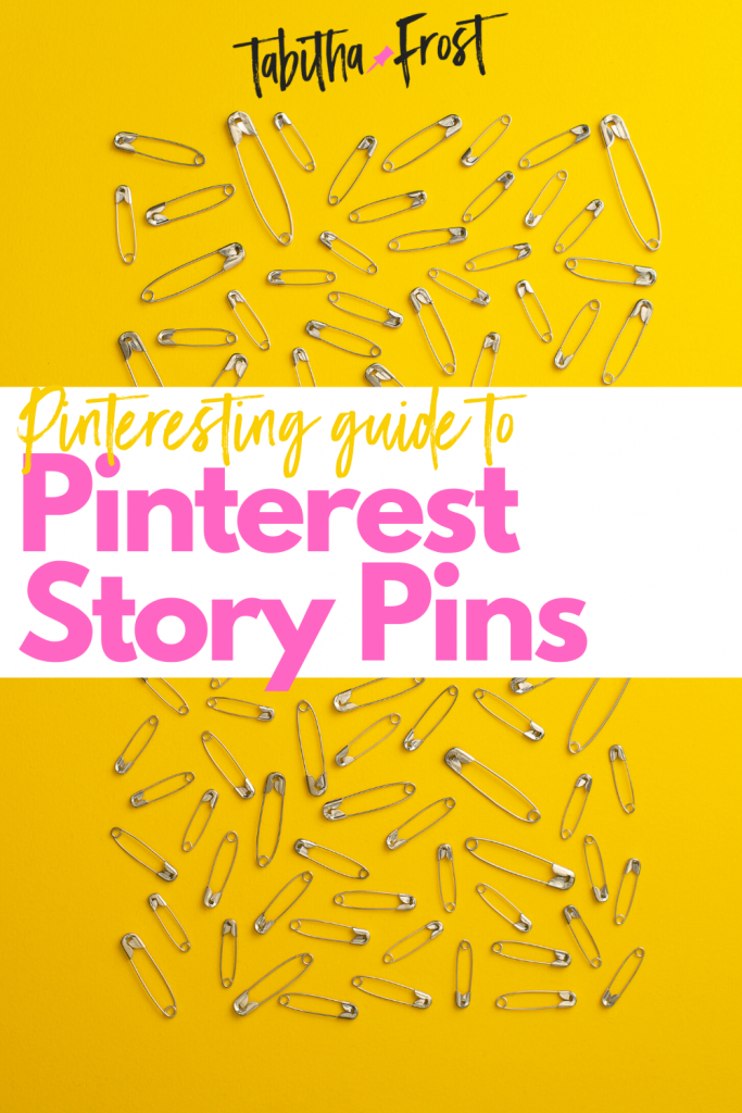 Pinteresting Guide to Story Pins