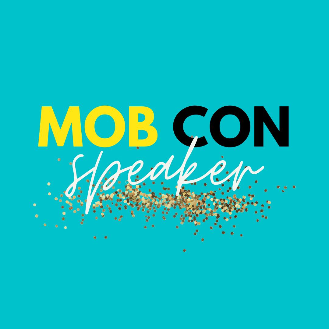 MobCon Speaker